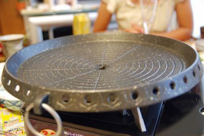 サムギョプサル鍋
