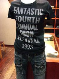 fullcount Tシャツ