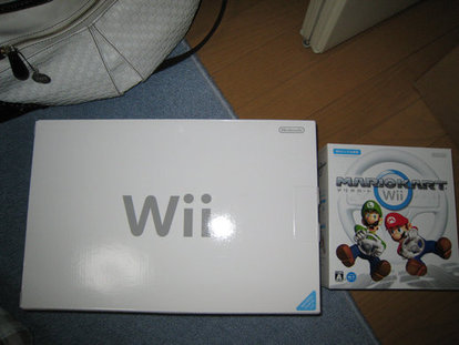 wiiとマリカ