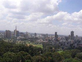 ナイロビ風景