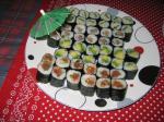Sushi big plate