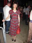 Rocka Rave 08 Hiroko in tartan dress