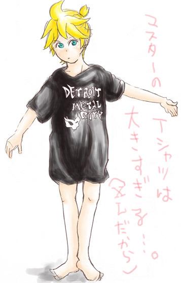 Tシャツ統合
