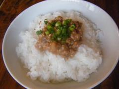 にんにく肉味噌ご飯