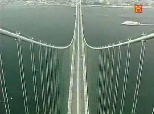 現代の驚異「世界最長の橋」