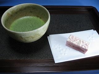 桜の和菓子14