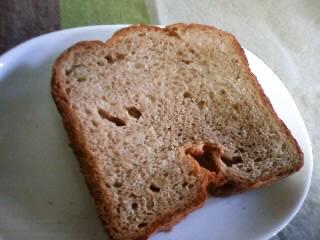 無塩食パン