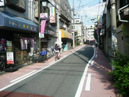 鶴ケ丘駅前