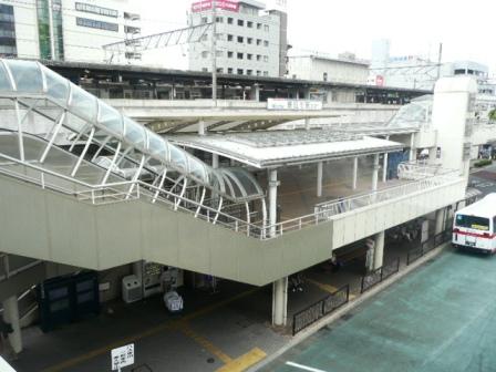 名鉄豊田市駅①