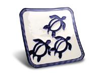 リーセラミック 正方形皿