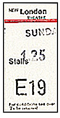 Ticket CAMEL 6/7