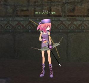 シャオラネン騎士の弓