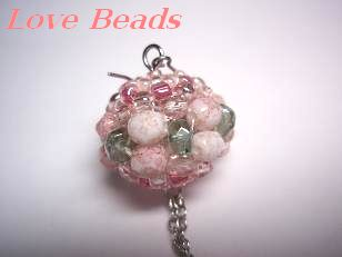 beaded Beads アップ