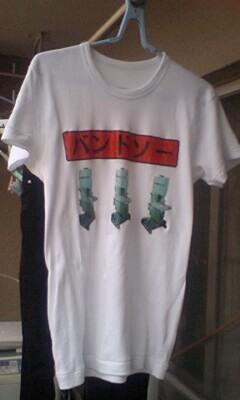 バンドソーtシャツ