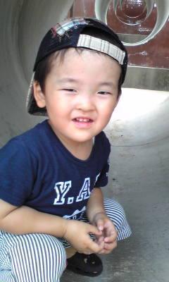 YOSHI久し振りな公園②