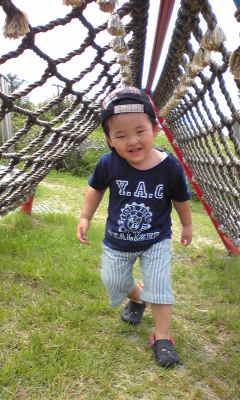 YOSHI久し振りな公園④