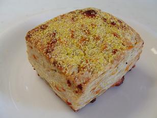 yukiちゃん くるみチーズ1