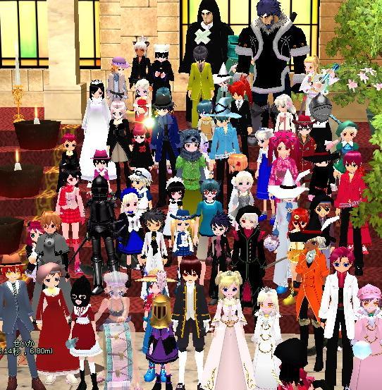 ふかさん結婚式