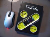 iAUDIO6 パッケージ