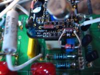 NECのツェナー・ダイオード使用中