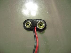 電池スナップ 1
