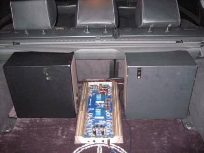 デカイカーアンプ 1