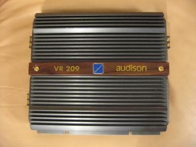 VR209 EVO 1