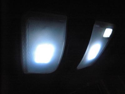 交換後 LED ルーム