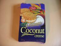ココナッツ・クリーム 1