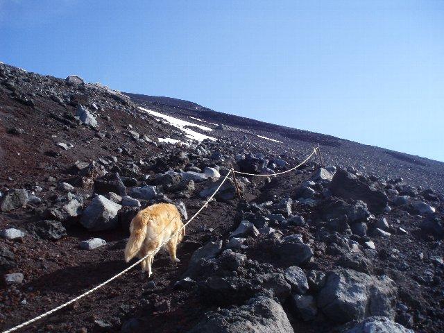 富士山8合目 056