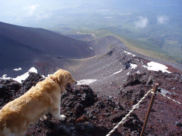 富士山8合目 084