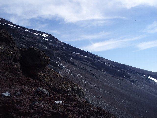 富士山8合目 087