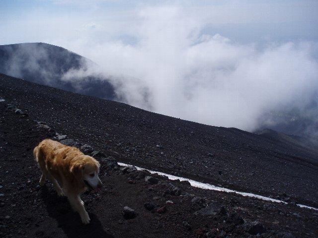 富士山8合目 092