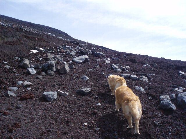 富士山8合目 097