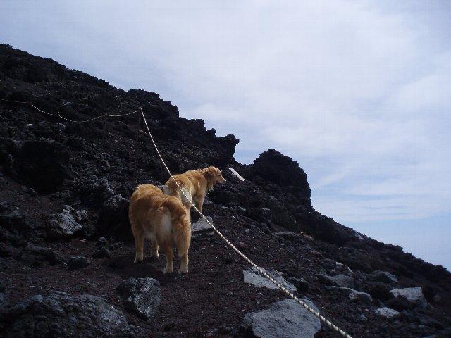 富士山8合目 116