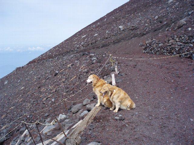 富士山8合目 122
