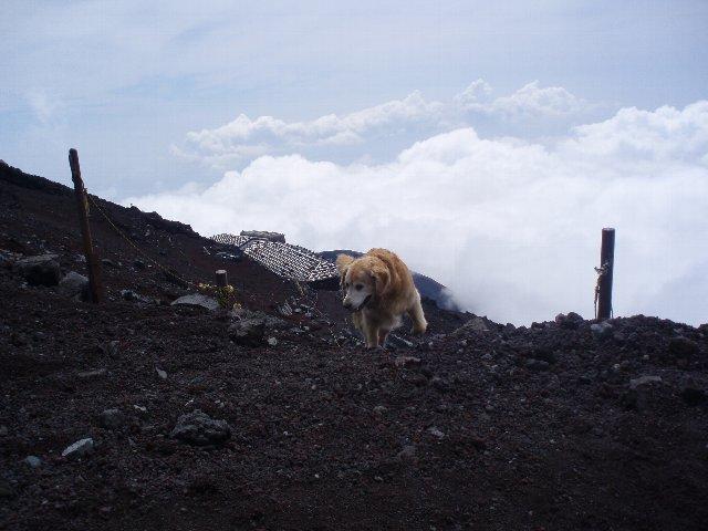 富士山8合目 129
