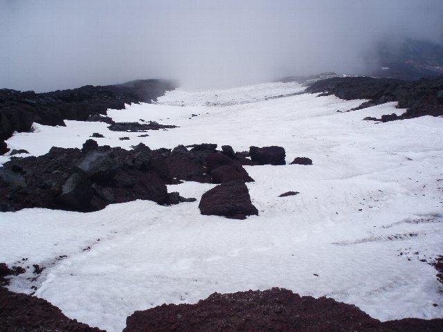 富士山8合目 156