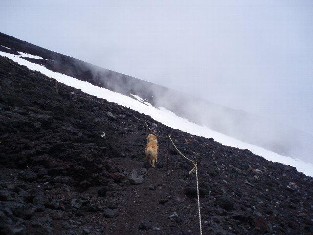 富士山8合目 159