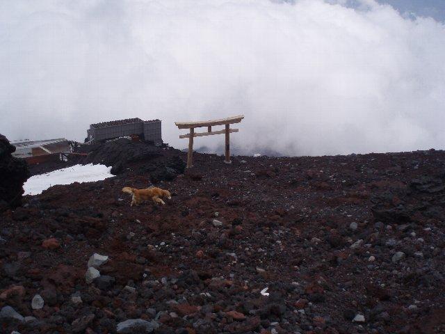 富士山8合目 173