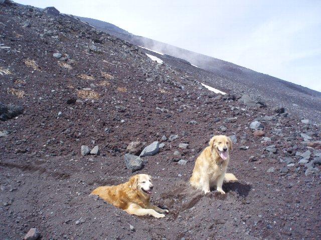 富士山8合目 188