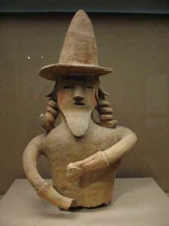 古代ユダヤ交易商人の埴輪