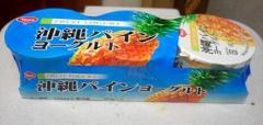 沖縄パインヨーグルト