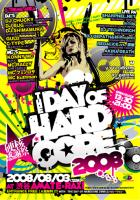 DAY OF HARDCORE 2008 のコピー