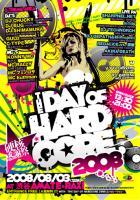 DAY OF HARDCORE 2008 のコピー