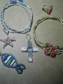 ネックレス&指輪2種