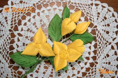 Ⅱ#7南瓜の花