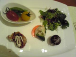 maman11プチトマトのお浸しから揚げもどき野菜ボール白髪ねぎ マリネ