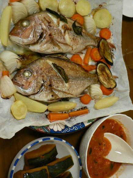2008年6月6日夕食