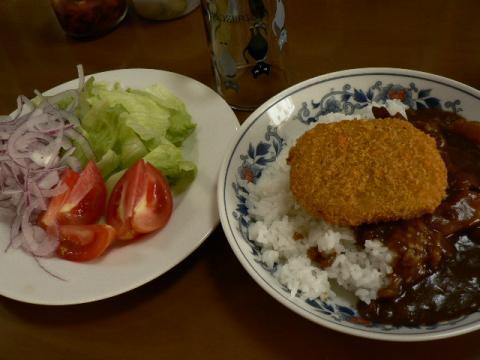 2008年7月10日夕食
